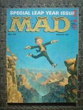 MAD MAGAZINE #53 - MARCH 1960 - E.C. COMICS - VERY GOOD / FINE COND