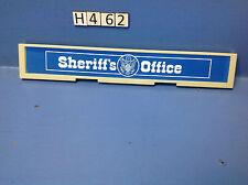(H462) playmobil enseigne maison shériff ref 3423 3181