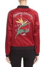 Opening Ceremony L.A. Souvenir Reversible Bomber Jacket - Cherry Red - Small