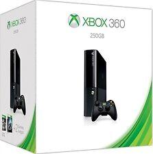 Xbox360 250GB  E Console  (PAL) Black