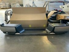 GENUINE MITSUBISHI TRITON REAR BUMPER BAR.