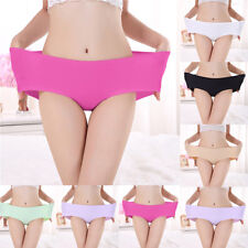 Women's Lady Breathable Stretchy Underwear Panties Briefs Knickers Underpants