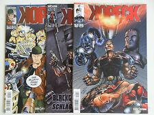 3x Kopeck Nº 1 + 2 + 3 (Kari bande dessinée) état 1/1 -