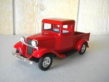ROAD SIGNATURE FORD PICK UP 1934 N°94232 EN METAL ROUGE AU 1/43 + B.O.