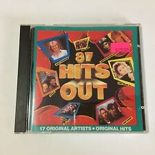 87 Hits Out CD _ Starcall _Very Good.      (14127)