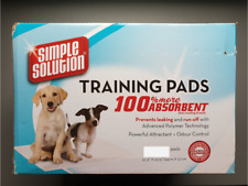 Simple Solution Premium Dog & Puppy Training Pads Pack of 10 (54 x 57 cm)