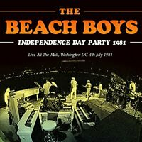 Beach Boys - Independence Day Party 1981 [CD]