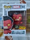Funko Pop! Marvel - Red Hulk GITD Chase #854 Hot Topic Exclusive