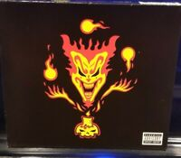 Insane Clown Posse - The Amazing Jeckel Brothers CD Jack No Foil wu-tang clan
