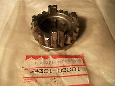 SUZUKI TS200R 91-93 RG125 92-94 réf. 24361-08D01 6ème pignon de transmission