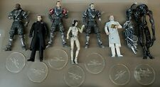 Final Fantasy Figure Statue Lot of 7 Display Bandai The Spirits Within Movie