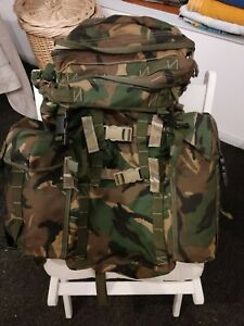 Genuine british army NI Patrol pack DPM