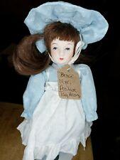haunted doll's(Bessie)14yr, Tag Along, Friendly Spirit