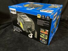 Reese Towpower Portable Winch Eletric 1 Ton 2000 Pull Capacity New Open Box