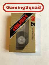 Bush SF 90 Recordable Cassette Tape, Supplied by Gaming Squad