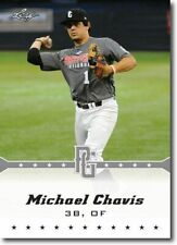 10-Count Lot MICHAEL CHAVIS 2013 Leaf Perfect Game Rookie Silver RCs RED SOX