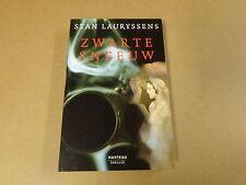 BOEK / STAN LAURYSSENS - ZWARTE SNEEUW