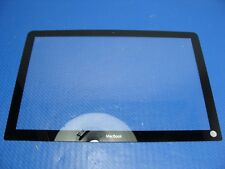 """MacBook A1278 13"""" Late 2008 MB466LL/A Genuine Front LCD Glass/Bezel Cover ER*"""