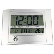VS2# TS-H129Y Technology Digital Indoor Clock Temperature Meter