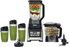 Nutri Ninja Blender System with Auto-IQ, Includes (2)24oz & (1)32oz cups(BL682Z)