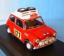 MINI COOPER 177 S 1967 RALLYE MONTE CARLO DELPRADO 1/43