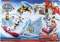 Paw Patrol Advent Calendar 2019 with 24 Exclusive Gifts Christmas Toy - New