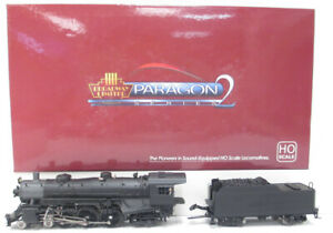 Broadway Limited 1079 HO Undecorated USRA 4-6-2 Light Pacific Steam w/DCC LN/Box