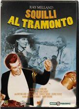 Dvd Squilli al tramonto con Ray Milland 1952 Usato