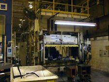200 Ton Pacific Down Acting Hydraulic Press, Planet Machinery Stock #4705