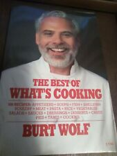 (Cook Book) The Best of What's Cooking By: Burt Wolf