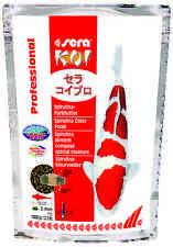 sera KOI Professional pour des couleurs parfaites 1kg