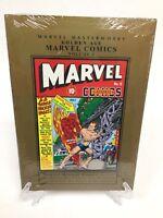 Golden Age Marvel Comics Volume 3 Collects 9-12 Marvel Masterworks HC New Sealed