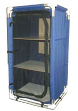 Camp Pantry Cupboard 57x47x105 cm Wardrobe Camping Storage 600D Polyester