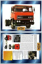 DAF FT2500 - 1982 - Cabovers - Atlas Trucks Maxi Card