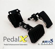 Driving Aids Car Vehicle Gas Brake Pedal Extenders Extensions Handicap Mobility