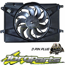 THERMO FAN SUIT BF FG FALCON & TERRITORY SY S2 FORD RADIATOR SINGLE