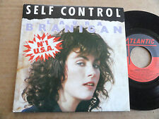 "DISQUE 45T DE LAURA BRANIGAN  "" SELF CONTROL """
