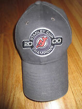 premium selection 73682 1d3f7 Official New Era 2000 Stanley Cup Champions NEW JERSEY DEVILS (Adjustable)  Cap