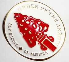 Order of the Arrow OA Hiking Staff Medallion - Boy Scouts of America