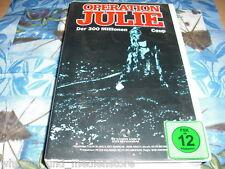 Operation Julie - Der 300 Millionen  Coup - VESTRON RAR - VHS
