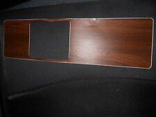 1969 FORD MUSTANG MACH 1 CONSOLE WOOD TRANSFER DECAL