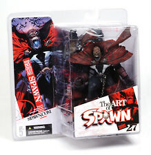 SPAWN SERIES 27 ART OF SPAWN: SPAWN ISSUE 85 COVER ART ACTION FIGURE