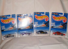 Hot Wheels Quicksilver 4 Car Set 1996 MIP
