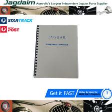 New Jaguar E-Type S1 4.2 Parts Catalogue J37