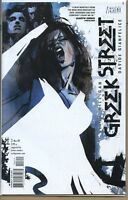 Greek Street 2009 series # 3 very fine comic book