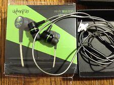 Urbanfun Hybrid Balance Armature and Dynamic Driver earphone Opened Box