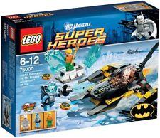 LEGO SUPER HEROES ARCTIC BATMAN VS. MR. FREEZE: AQUAMAN ON ICE 76000 - NUEVO