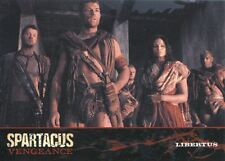 Spartacus Vengeance Episode Synopsis Base Card E14
