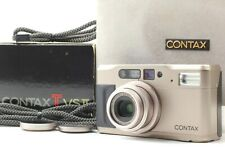 【Near MINT in Box】 Contax TVS II 35mm Point & Shoot Carl Zeiss from Japan #1896