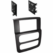 High Grade Dash Kit Dodge Ram 2002-2005 Double DIN Stereo Install Black